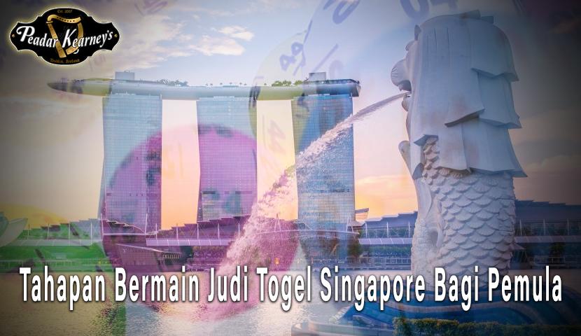 Tahapan Bermain Judi Togel Singapore Bagi Pemula